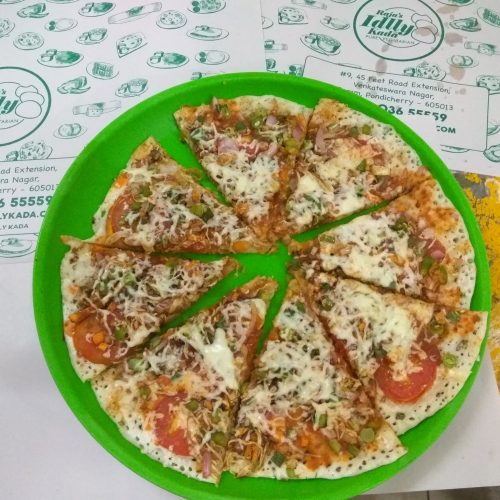 pizza dosa pondicherry