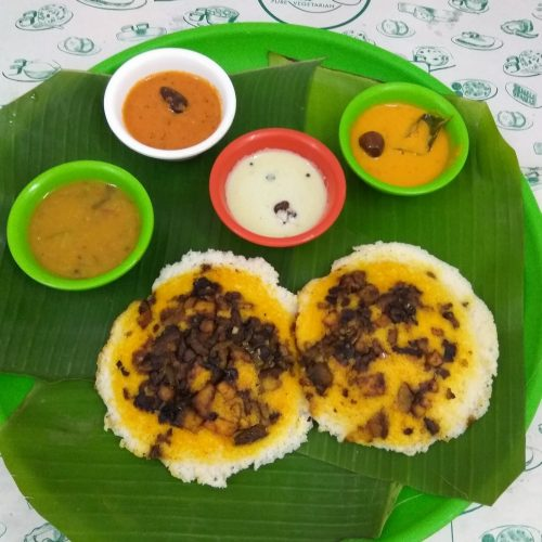special idli restaurant pondicherry